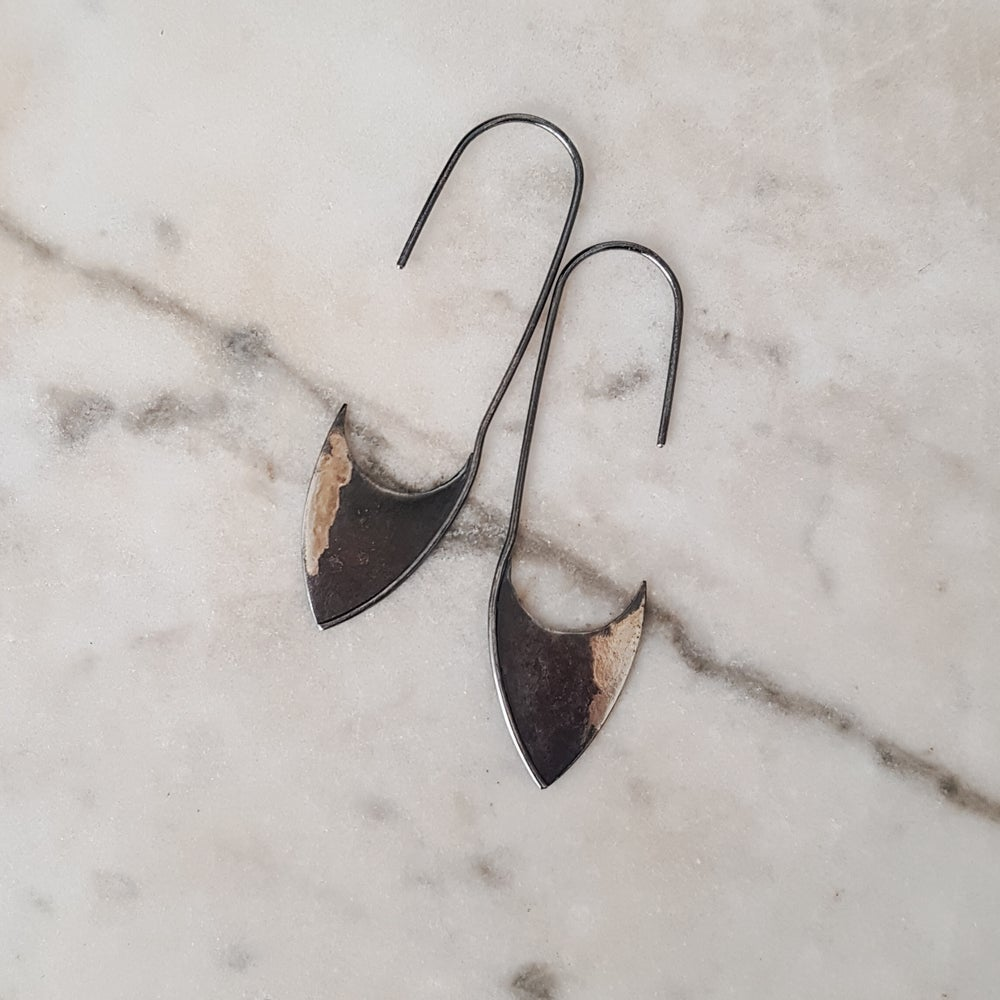 Image of Blade Earrings