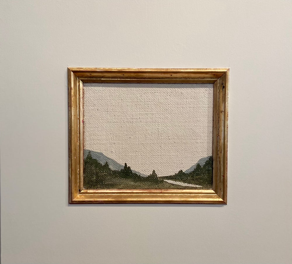 Image of Tuscan Landscape 3 22x24