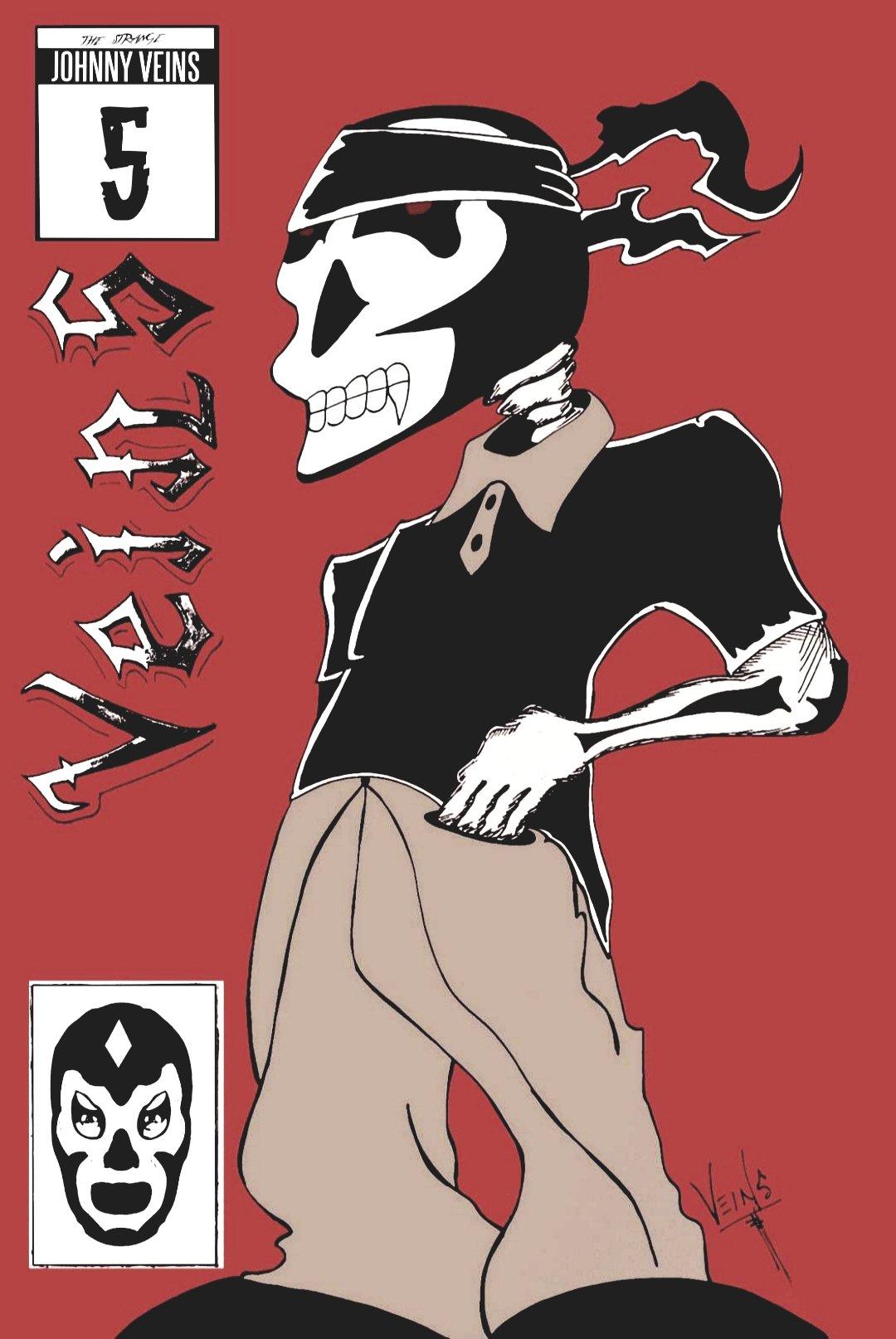 The Strange Johnny Veins #5