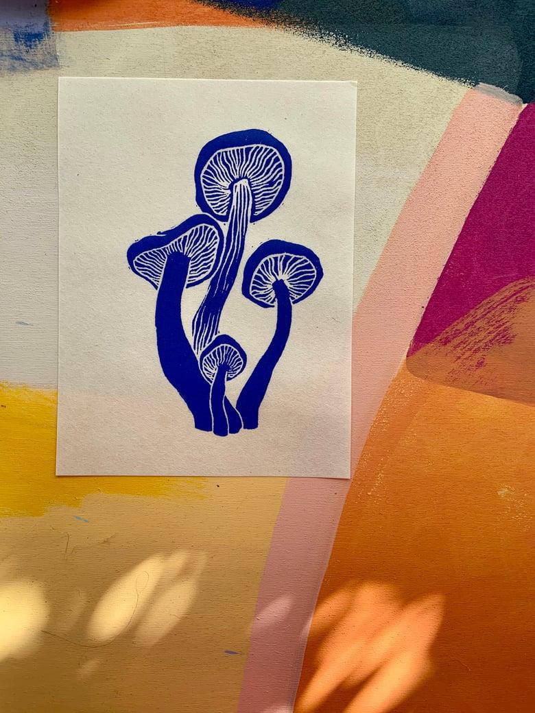Image of Blue Shroom