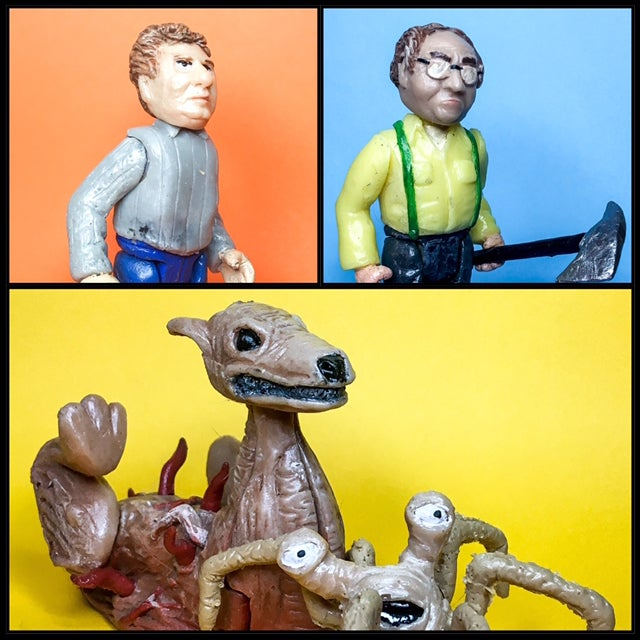 Image of The Thing Resin Action Figure Series Wave 2 *PREORDER*