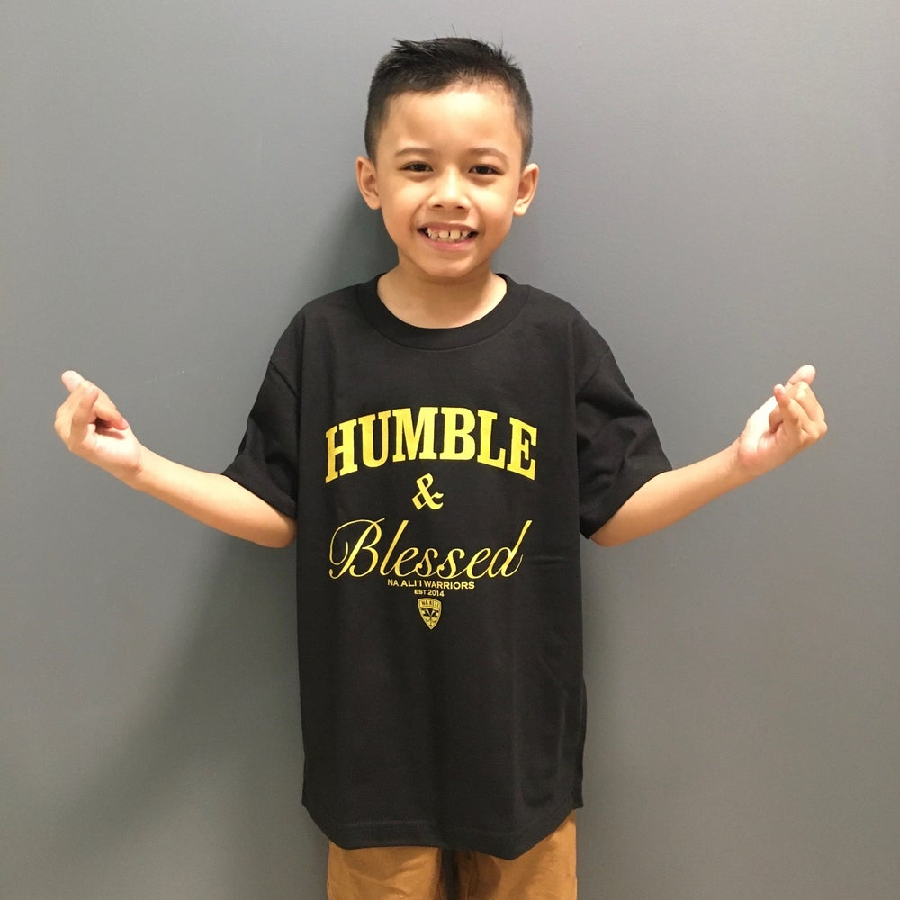 Image of Humble N Blessed Kid's T-Shirt