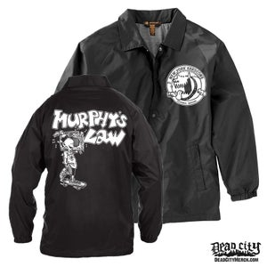 "Image of MURPHY'S LAW ""Skater"" Windbreaker Jacket"