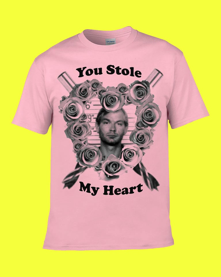 Image of You Stole My Heart /Dahmer Tee