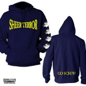 "Image of SHEER TERROR ""Go Screw!"" Hoodie"