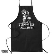"Image of MURPHY'S LAW ""Crucial Bar-B-Q"" Apron"