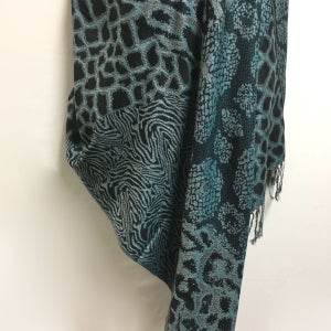 Image of Poncho Top - Animal prints - Wear 6 ways - Great Gift