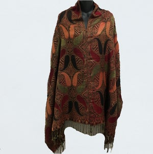 Image of Poncho Top - Earthtones - Wear 6 Ways - Gift Idea