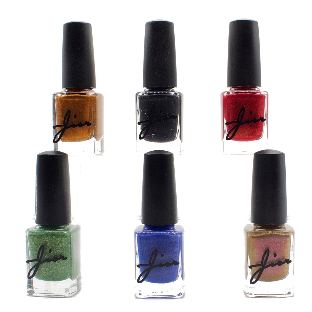 Image of 2020 Inspired Polishes