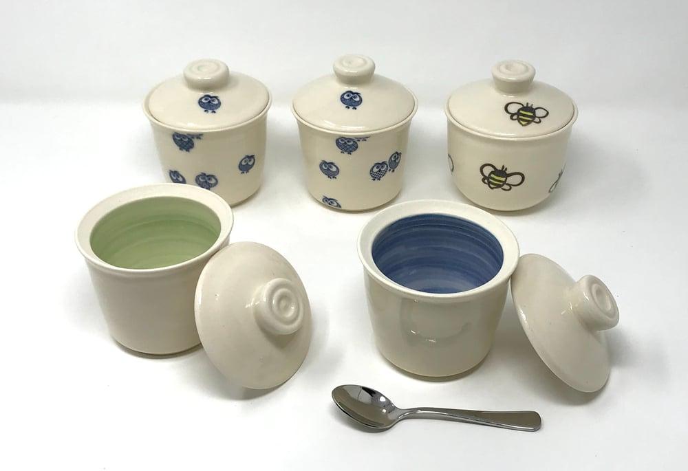 Image of Lidded Jar