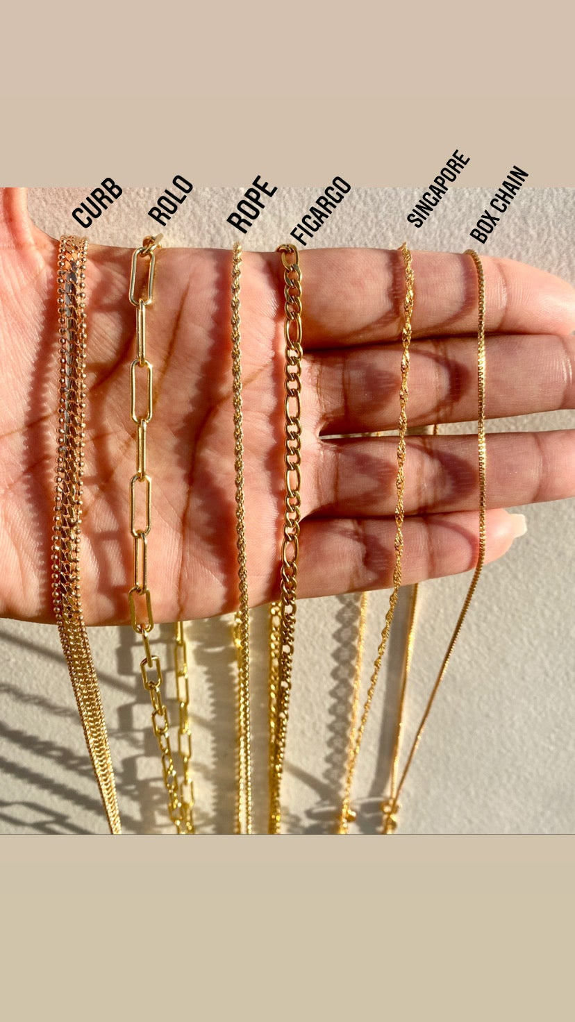 Image of Layering Chains