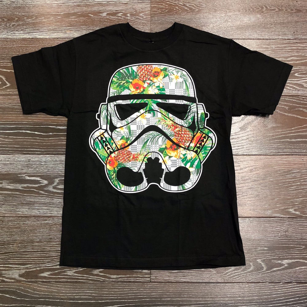 Image of TROPICAL STORM TROOPER MEN'S T-SHIRT