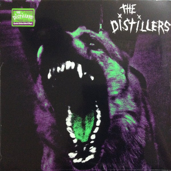 Image of *NEW* The Distillers - s/t LP (20th Anniversary Edition - color vinyl)