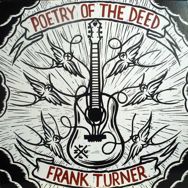 Image of Frank Turner - Poetry of the Deed LP