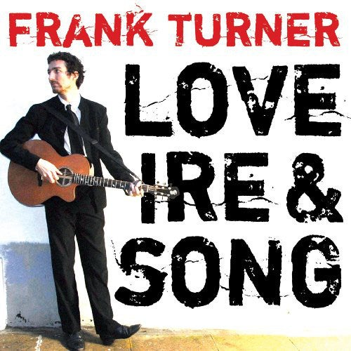 Image of Frank Turner - Love, Ire & Song LP