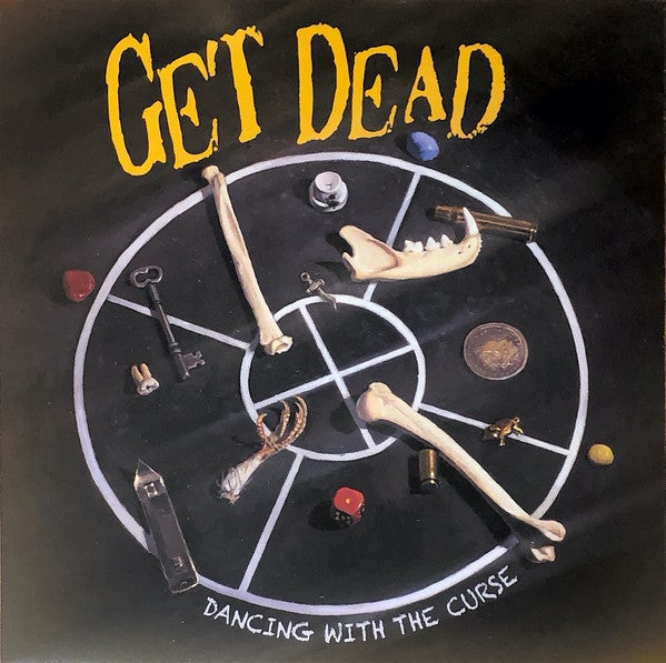 Image of *NEW*  Get Dead - Dancing With the Curse LP