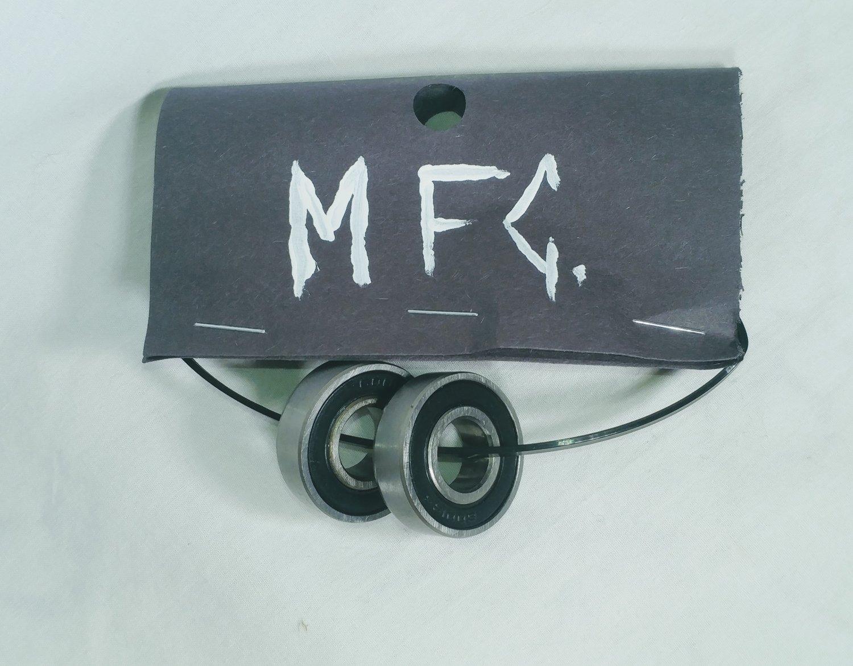 Image of MFG. Bearings - 12x28mm, 2 pack
