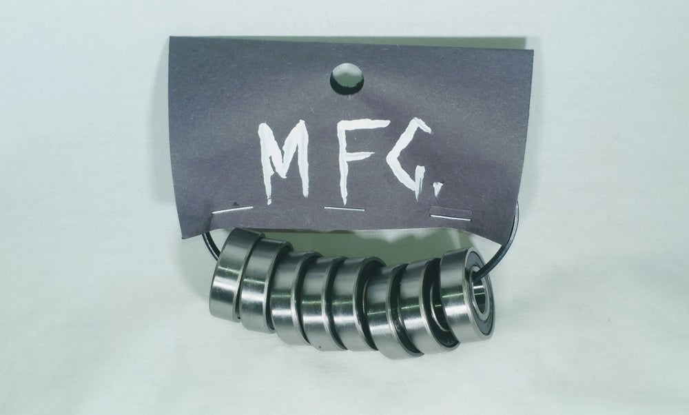 Image of MFG Bearings - 12x28mm, 8 pack