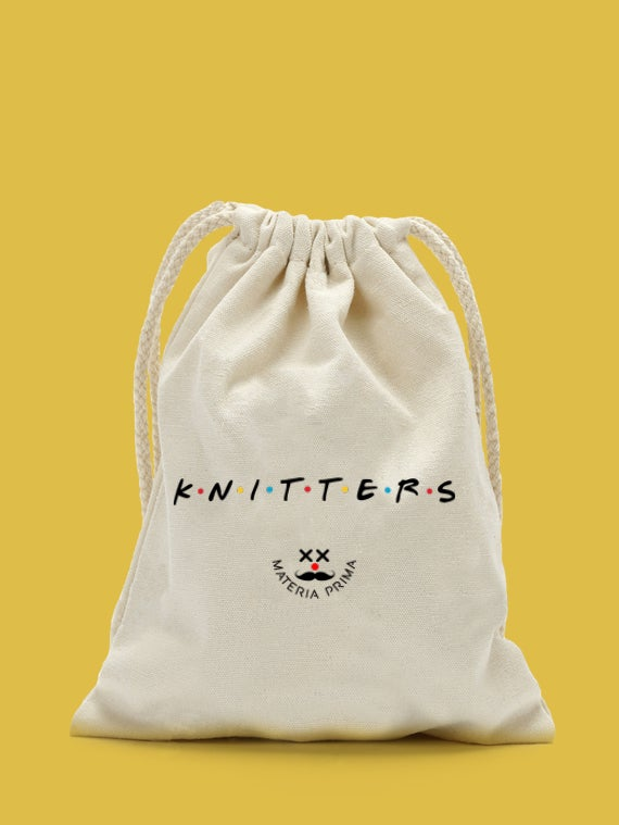 Image of Bolsa de labores KNITTERS