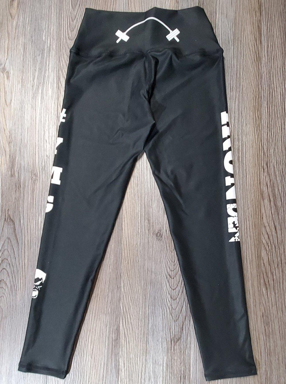 Womens leggings- You're My Goal (#YMG)