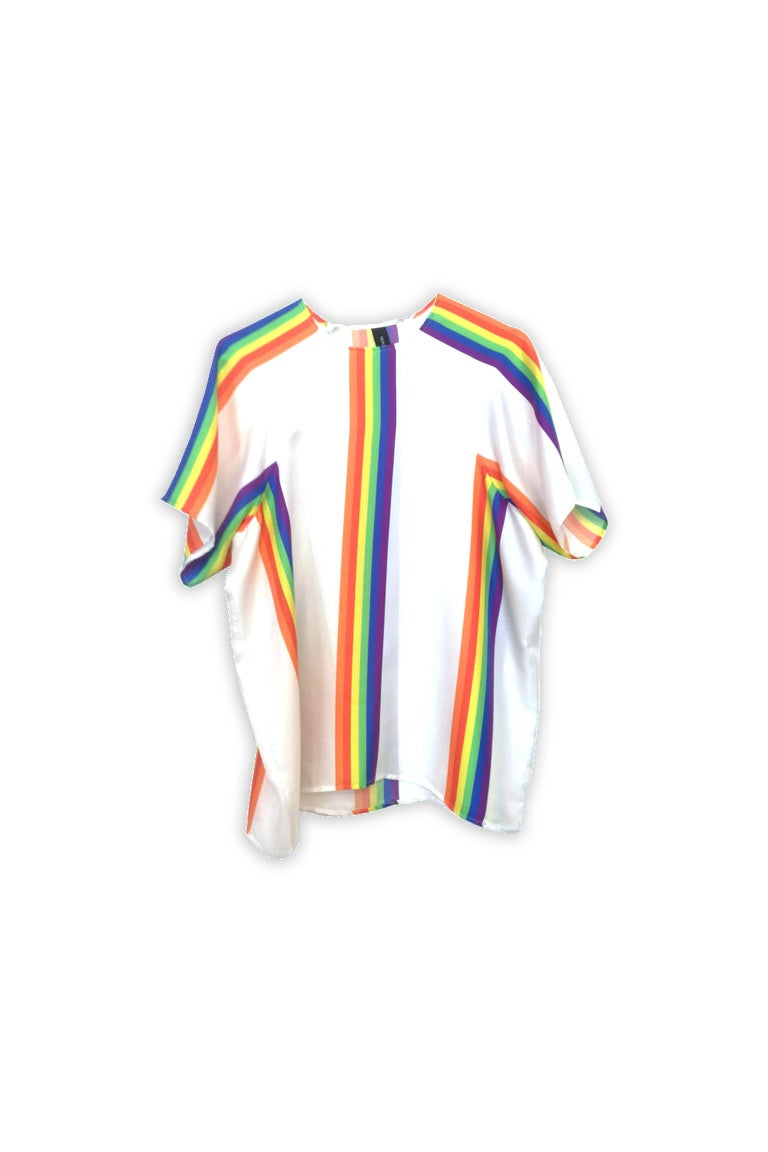 Image of T-shirt 2 - Silk - LGBT