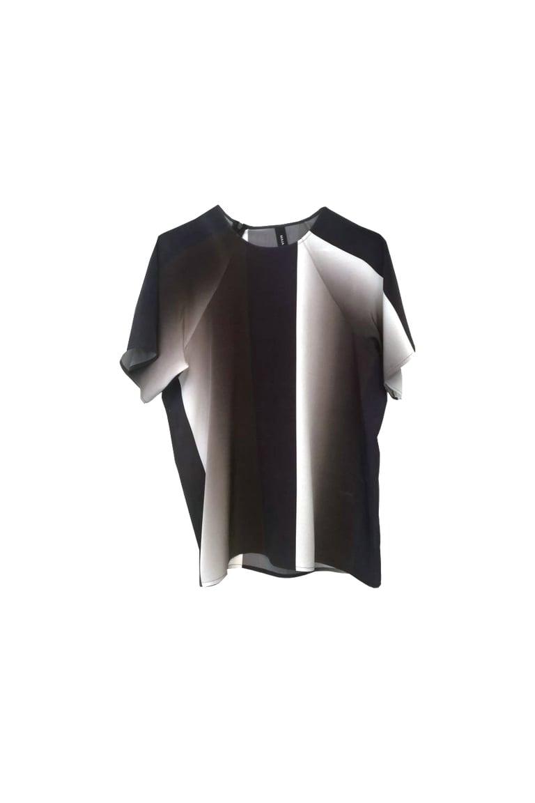 Image of T-shirt 2 - Silk - Striplight