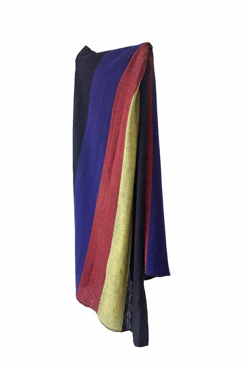 Image of Scarf 1 - Cashmere - Primary colors