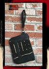 Designs By IvoryB Mudcloth Wristlet Black