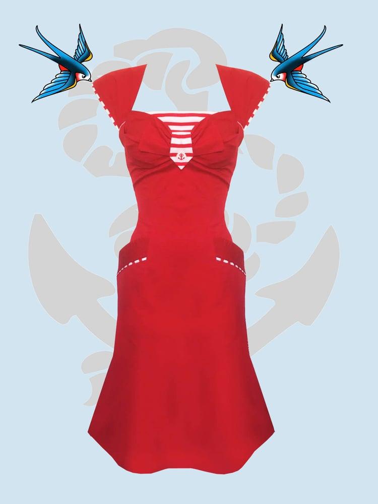 Image of Sailor Belle/ Red