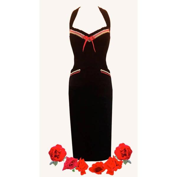 """Image of """"Lupita"""" wiggle dress"""
