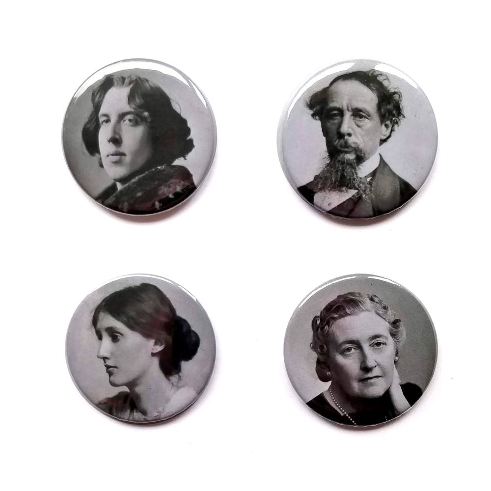 Author Magnets