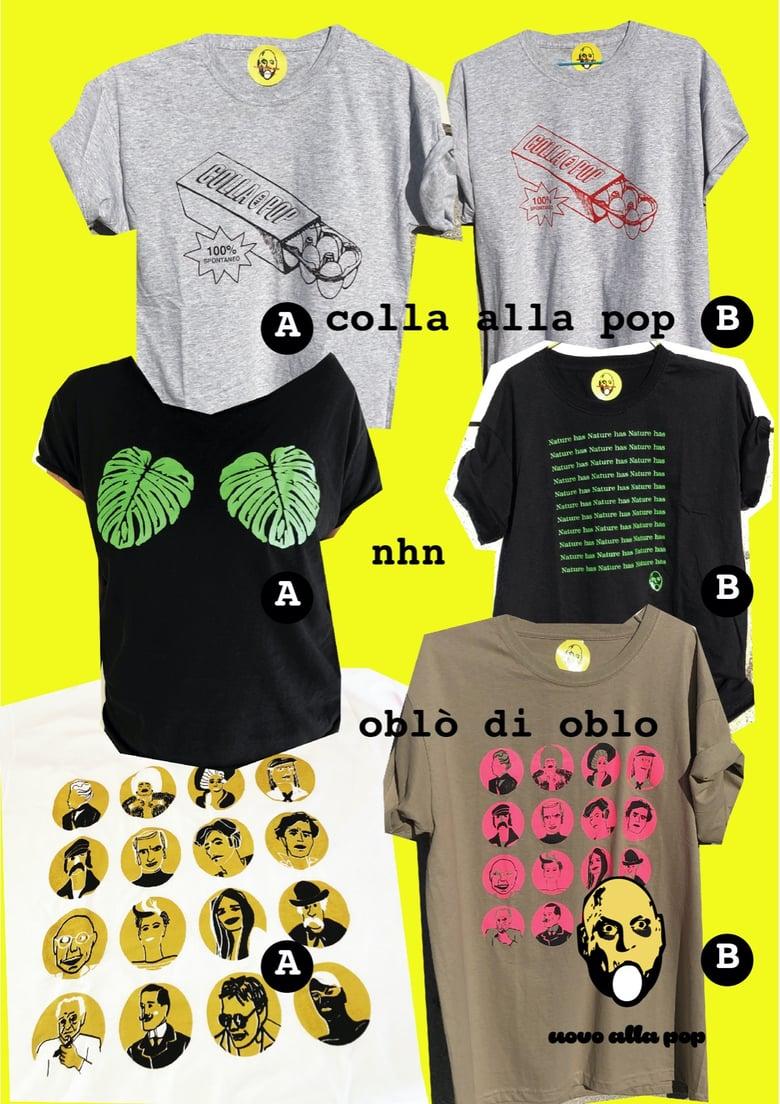Image of 3 T-Shirt by Uovo, scegli le tue (da 45 a 30 euro)