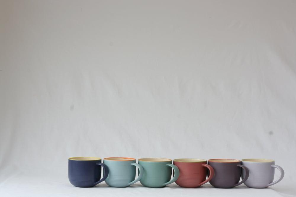 Image of Colour Combo Mug   #1