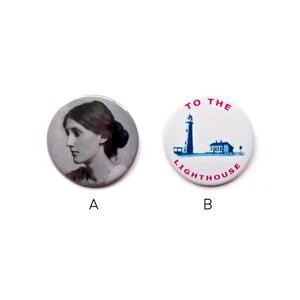 Virginia Woolf Magnet Set