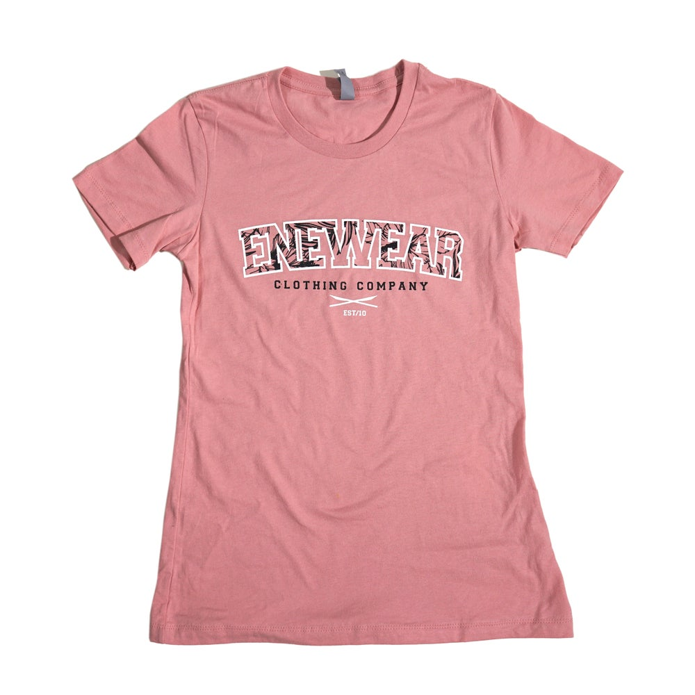 Image of ENEWEAR FLORAL - LADIES TEE
