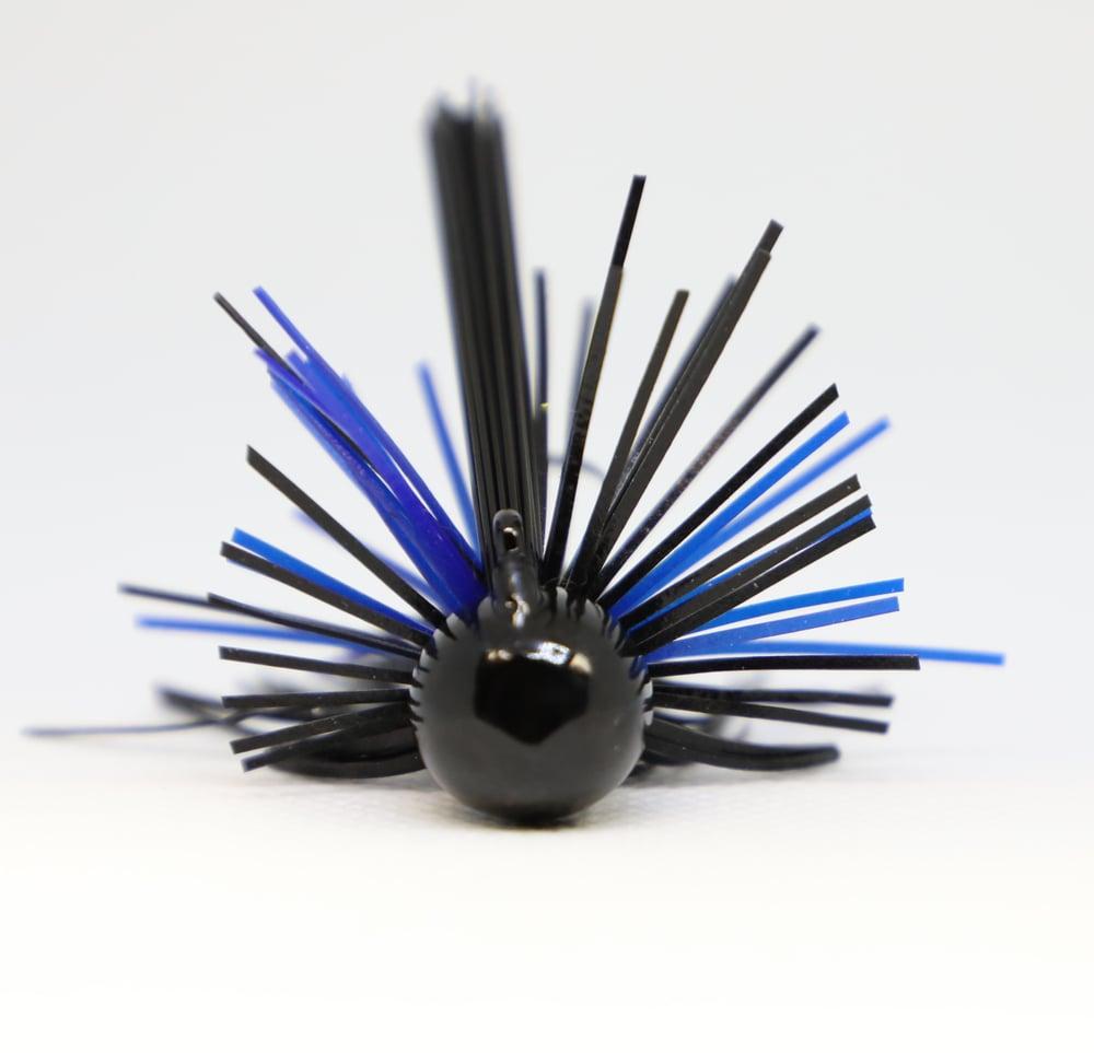 Image of Black & Blue Firework HD