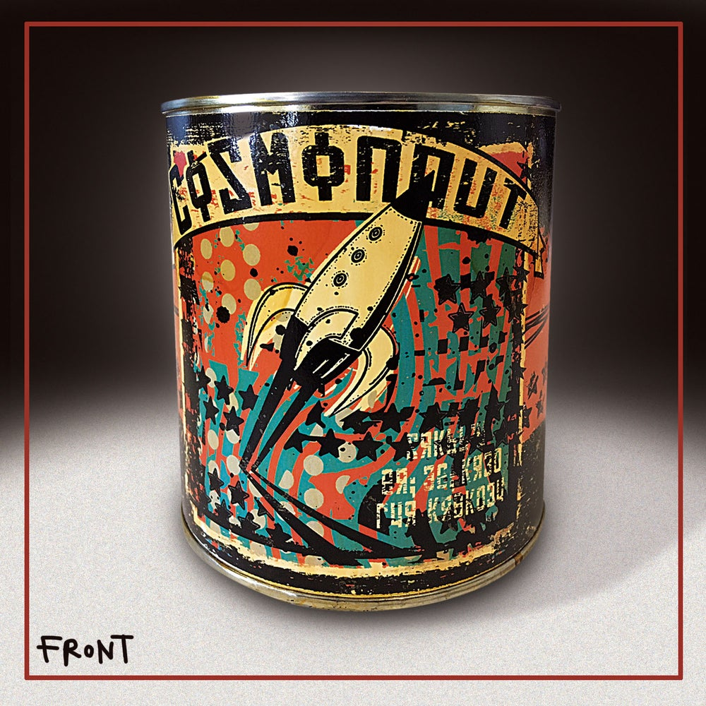 Image of Can of One Million Uses / Cosmonaut Can