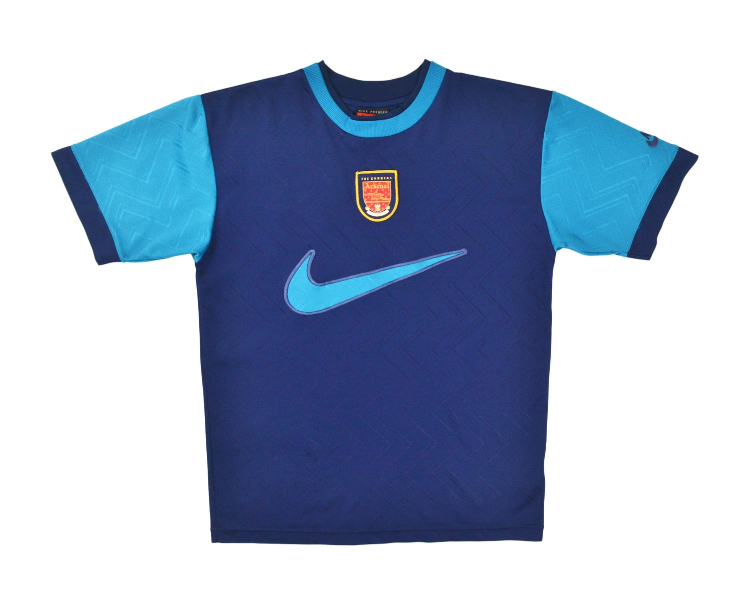 Image of 1994-96 Nike Arsenal Nike Training Shirt M