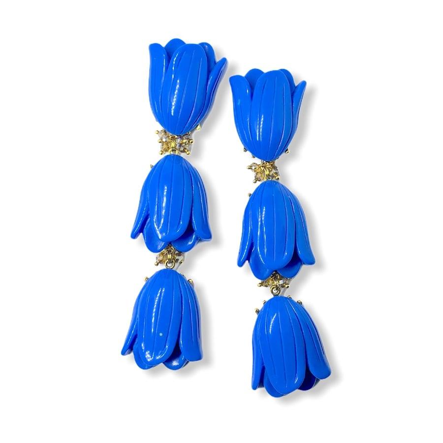 Image of  Tulipas earrings