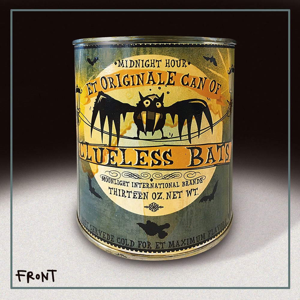 Image of Can of One Million Uses / Clueless Bat Can