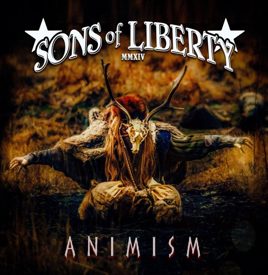 Image of CD Album: Animism