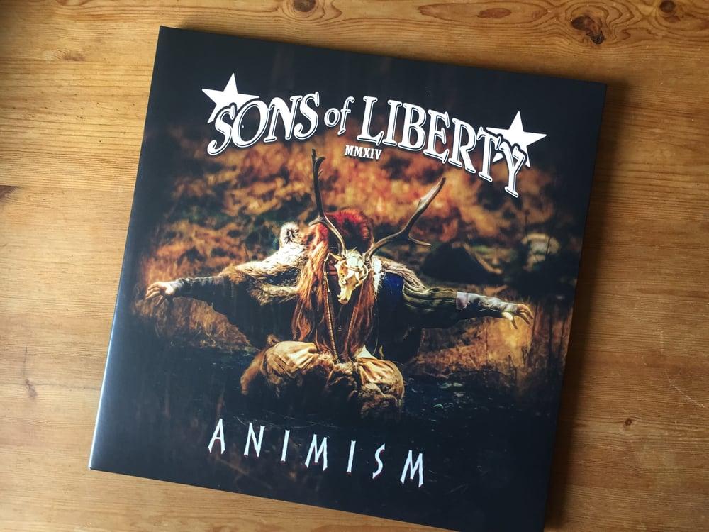 Image of Vinyl Album: Animism