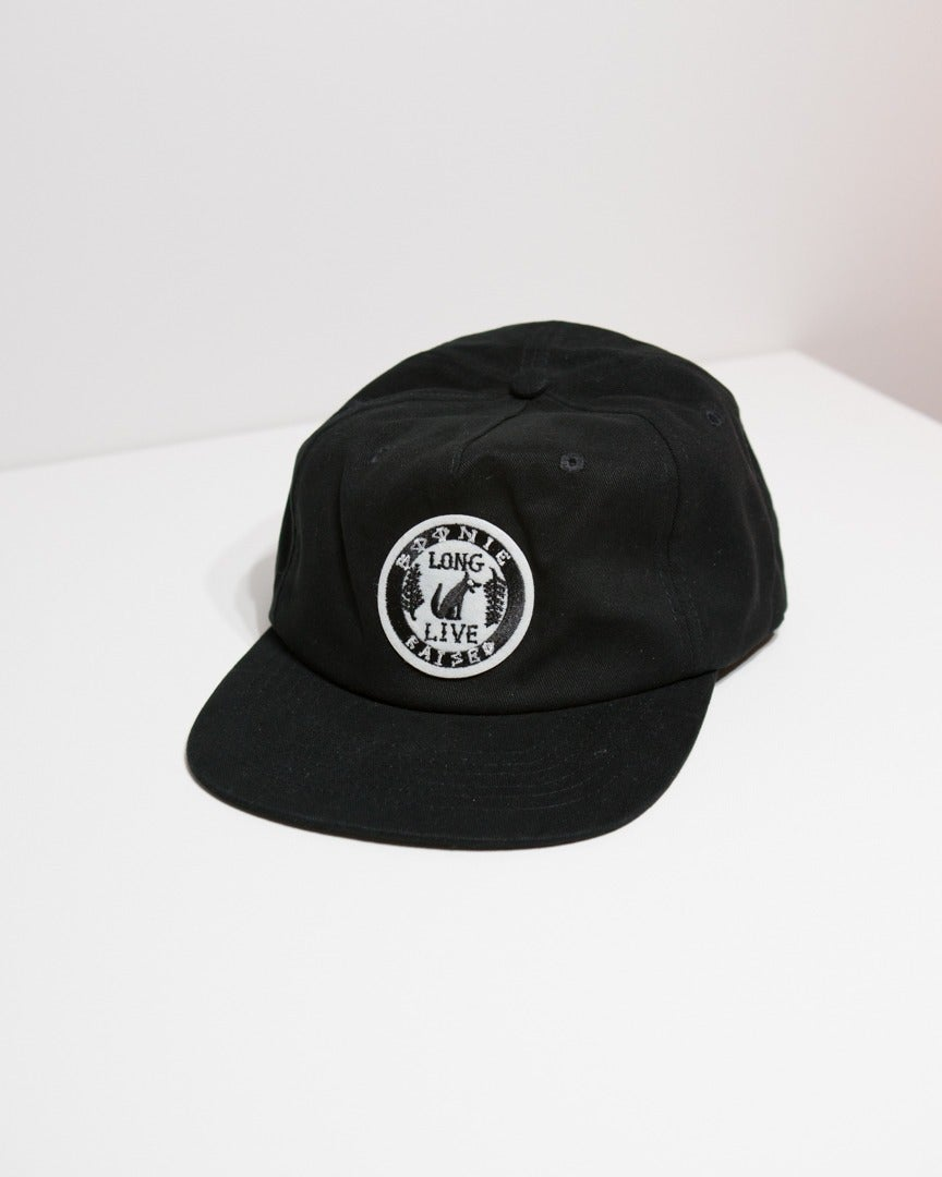 Image of Black Boonies Deconstructed 5 Panel  Hat