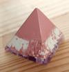 Petite Pyramide Rose