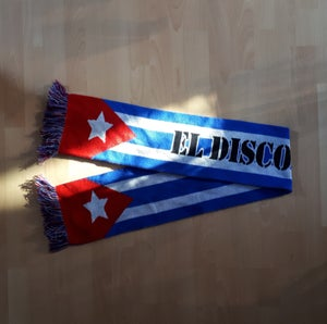 Image of El Disco Es Cultura - Scarf/Schal