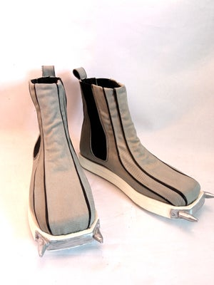 Image of Boba Fett Short Boots (rubber spikes included)