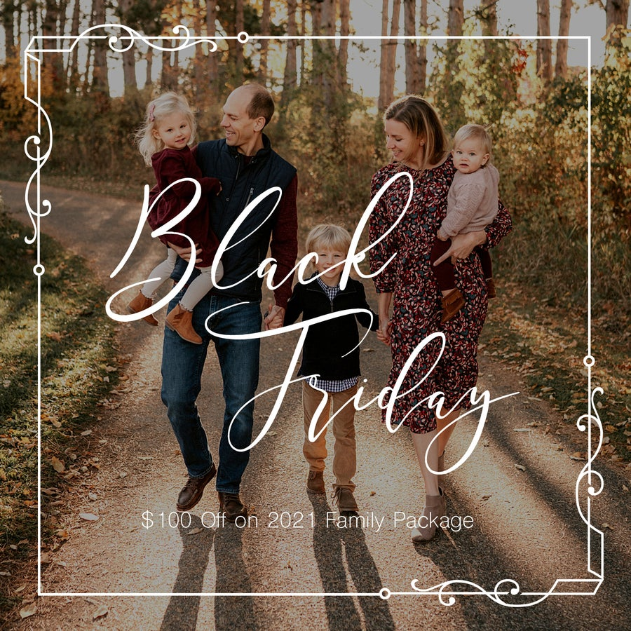 Image of Outdoor Family or Maternity $100 off on 2021 Outdoor Sessions