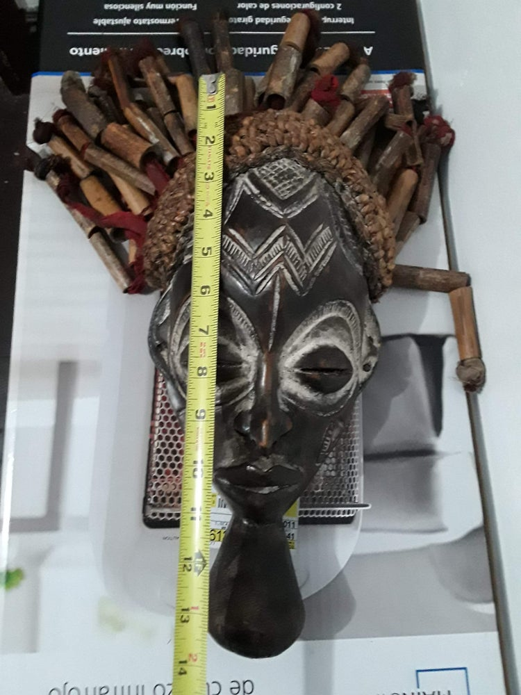Image of Large South African Mask