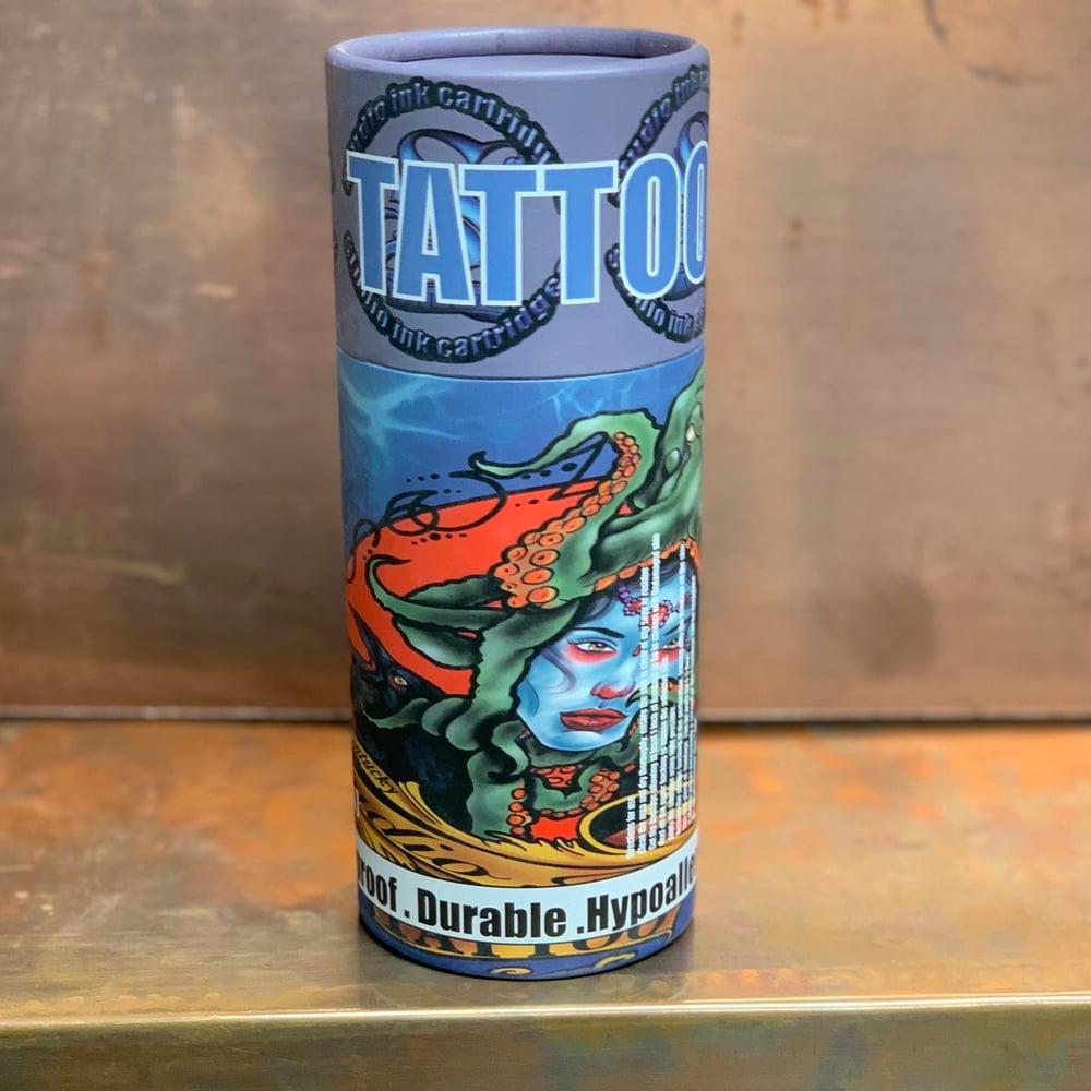 Image of Breathable tattoo bandage