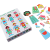Happy Friends Magnetic Dress-Up Set